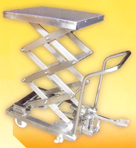 Sanitt Mobile Scissor Lift