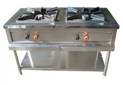 4 Burner Gas Range, Four Burner LPG Gas Stove, Cooking Gas ...