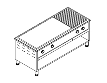 Deep Fat Fryer Counter Top