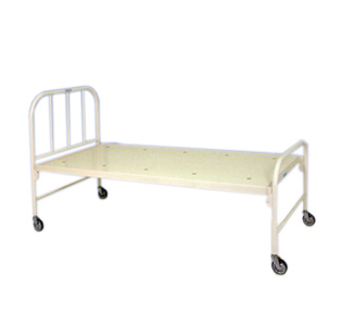 Perforated Single Crank 2 Folded Bed